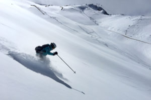 Valle Nevado Powder
