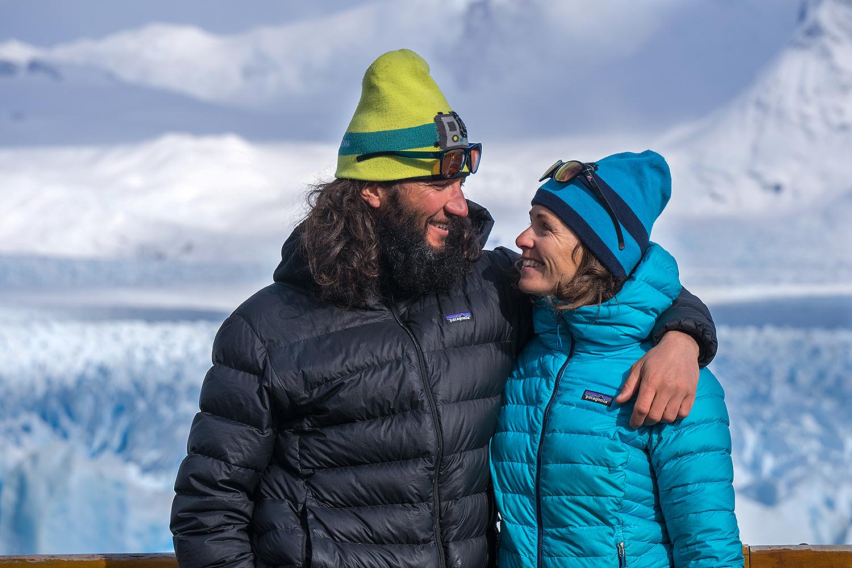 Il ghiacciao Perito Moreno